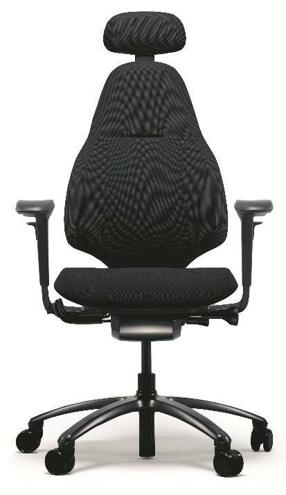 silla mereo negra